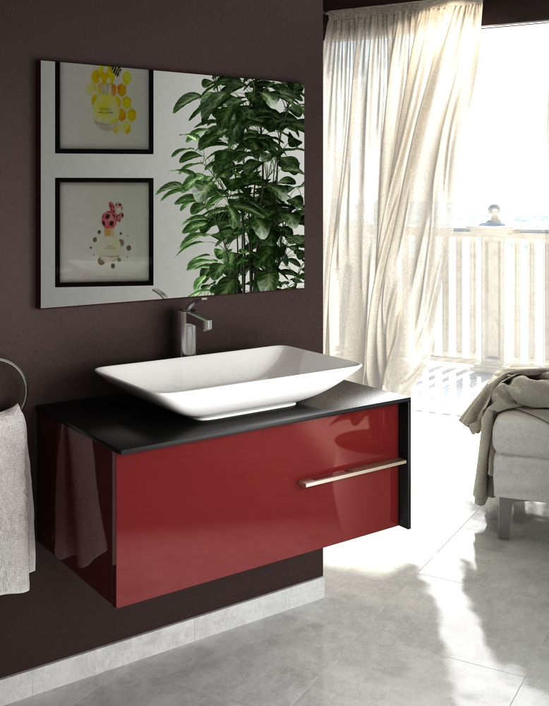 Custom Bathroom Designs bathroom vanities - kitchen & bath design, supply & remodeling in