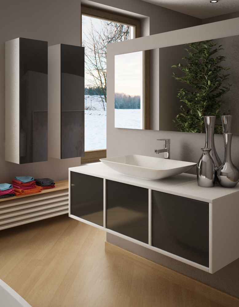 Custom Bathroom Vanities Nj bathroom vanities - kitchen & bath design, supply & remodeling in
