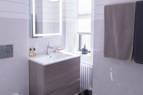 Bathroom Remodeling NJ - Is More Than Aesthetics!